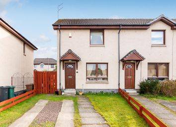 Thumbnail 2 bed end terrace house for sale in Ruthven Place, The Inch, Edinburgh