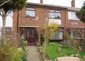 Thumbnail 3 bed terraced house for sale in Ross Avenue, Moreton, Wirral