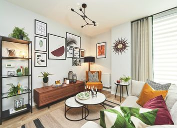 Thumbnail 3 bed flat for sale in Victoria Way, Charlton, London