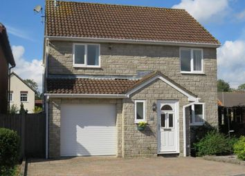 Thumbnail 4 bed detached house for sale in Rutter Close, Shaftesbury