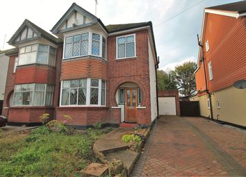 Thumbnail 3 bed semi-detached house for sale in Milton Hall Road, Gravesend