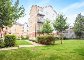 Thumbnail 2 bed flat for sale in Edridge Court, Ley Farm Close, Watford, Hertfordshire