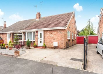 Thumbnail 2 bed bungalow for sale in Windham Crescent, Wawne, Hull