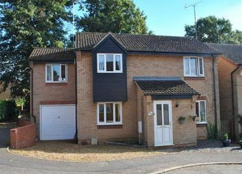 Thumbnail 4 bed detached house for sale in Glaisdale Close, Kingsthorpe, Northampton