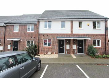Thumbnail 2 bed terraced house for sale in Willowbank Road, Hinckley