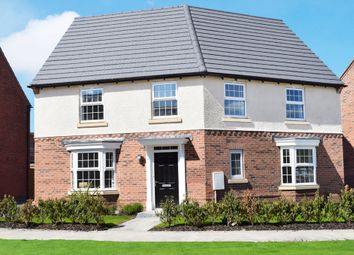"Thumbnail 4 bedroom detached house for sale in ""Ashtree"" at Forest Road, Burton-On-Trent"