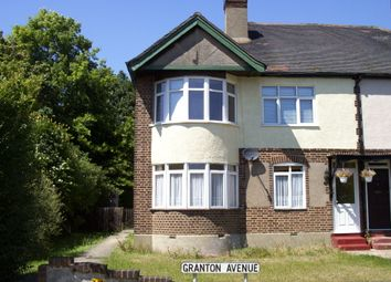 Thumbnail 2 bed flat to rent in Granton Avenue, Upminster