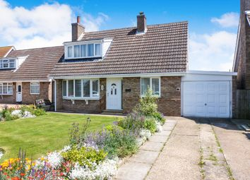 Thumbnail 3 bed detached bungalow for sale in Tylers Close, Chapel St. Leonards, Skegness