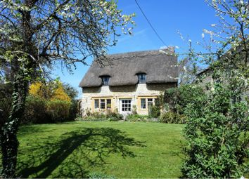 Thumbnail 4 bed cottage for sale in Stockwell Lane, Woodmancote, Cheltenham