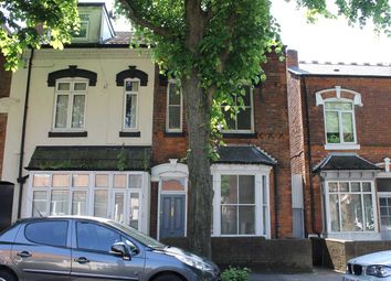 Thumbnail 3 bed terraced house to rent in Somerset Road, Handsworth Wood, Birmingham