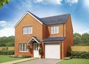 Thumbnail 4 bed property for sale in Seaton Vale, Faldo Drive, Ashington, Northumberland