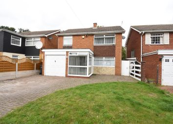 Thumbnail 3 bed detached house for sale in Peak Croft, Hodge Hill, Birmingham