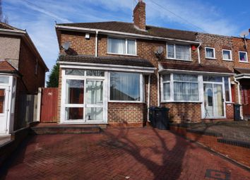 Thumbnail 2 bed end terrace house for sale in Old Oscott Lane, Birmingham