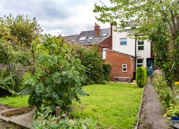 Thumbnail 4 bedroom terraced house for sale in Wayland Road, Sheffield