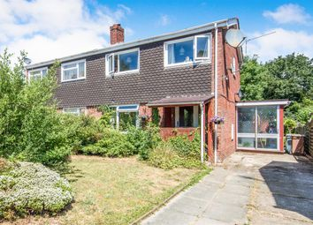 Thumbnail 3 bed semi-detached house for sale in Richmond Rise, Reepham, Norwich