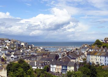 Thumbnail 3 bed flat for sale in Parkham Road, Brixham, Devon