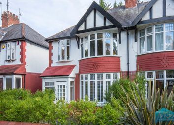 Thumbnail 3 bed semi-detached house for sale in Lyndhurst Avenue, North Finchley, London