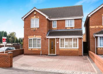 Thumbnail 5 bedroom detached house for sale in Brook Lane, Walsall Wood, Walsall, West Midlands