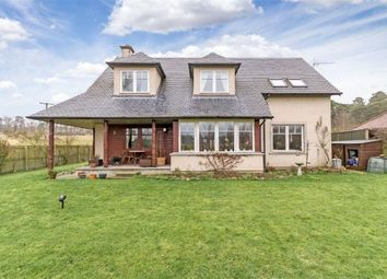 Thumbnail 4 bed detached house for sale in Kinclaven Green, Stanley, Perthshire