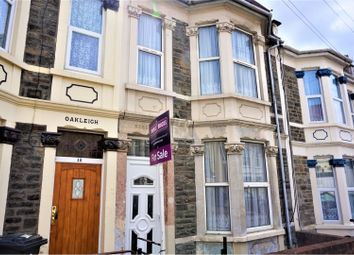 Thumbnail 2 bed terraced house for sale in Lillian Street, Redfield