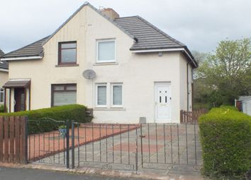 Thumbnail 2 bed semi-detached house to rent in Rowanden Avenue, Bellshill
