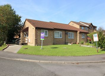 Thumbnail 2 bed semi-detached bungalow for sale in Tremains Court, Brackla, Bridgend.