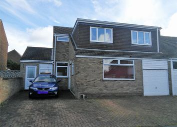Thumbnail 4 bed semi-detached house for sale in Grenville Close, Marske-By-The-Sea, Redcar