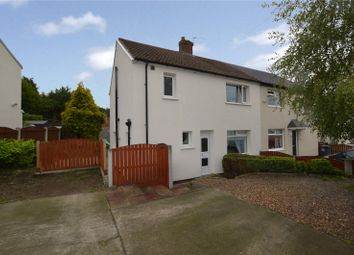 Thumbnail 3 bed semi-detached house for sale in The Drive, Kippax, Leeds, West Yorkshire