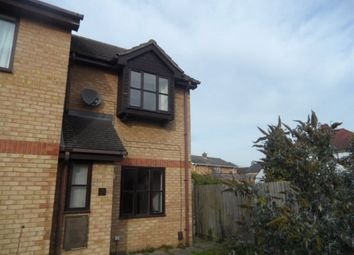 Thumbnail 2 bed property to rent in Pentland Close, Sandy