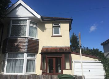 Thumbnail 4 bed semi-detached house to rent in Granby Grove, Highfiled, Southampton