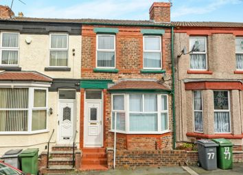 Thumbnail 2 bed property for sale in Larch Road, Tranmere, Birkenhead