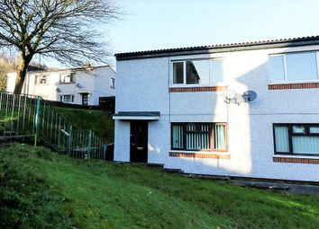 Thumbnail 2 bed flat for sale in Wine Street, Pontlottyn, Bargoed, Caerphilly