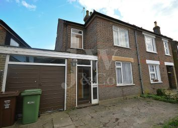 Thumbnail 2 bed semi-detached house for sale in Branch Road, Park Street, St. Albans