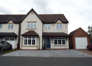 4 bed detached house for sale in The Green, Castle Bromwich, Birmingham, . B36