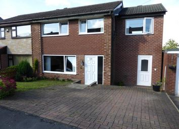 Thumbnail 4 bedroom semi-detached house for sale in Hawthorn Drive, Stalybridge