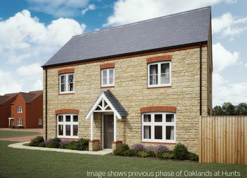 Thumbnail 3 bedroom detached house for sale in Oaklands At Hunts Grove, Hardwicke