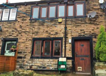 Thumbnail 2 bedroom terraced house for sale in Lowerhouses Lane, Huddersfield, West Yorkshire