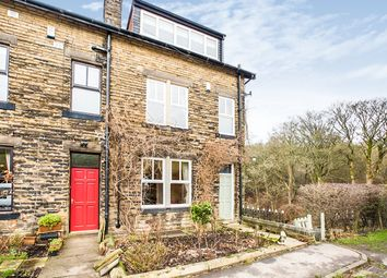 4 bed end terrace house for sale in Sandy Gate, Hebden Bridge, West Yorkshire HX7