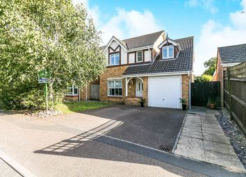 Thumbnail 4 bed detached house for sale in Damigos Road, Gravesend