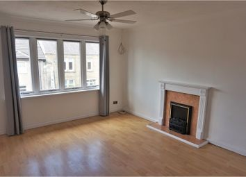 Thumbnail 2 bed flat for sale in Stewart Place, Carluke
