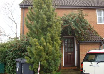 Thumbnail 2 bedroom maisonette to rent in Swinford Hollow, Northampton