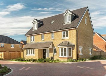 "Thumbnail 5 bedroom detached house for sale in ""The Wittering"" at Shopwhyke Road, Chichester"