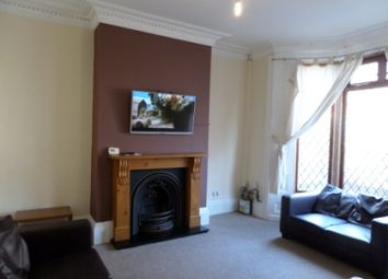 Thumbnail 8 bed shared accommodation to rent in Haxby Road, York