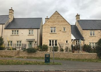 Thumbnail 3 bed semi-detached house for sale in Cornwall Close, Tetbury, .