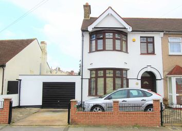 3 bed semi-detached house for sale in South Park Road, Ilford, Essex IG1
