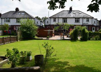 Thumbnail 4 bed semi-detached house for sale in Brampton Road, Carlisle