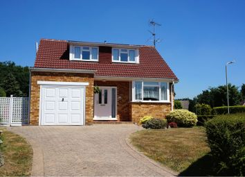 Thumbnail 3 bed detached house for sale in Windmill Avenue, Wokingham