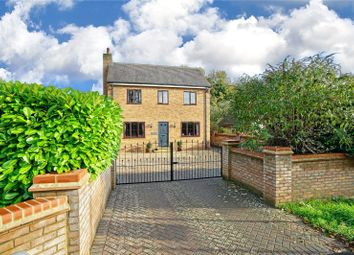Thumbnail 5 bed detached house for sale in Buckden Road, Brampton, Huntingdon, Cambridgeshire