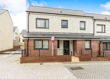 Thumbnail 2 bed semi-detached house for sale in Centenary Road, Devonport, Plymouth
