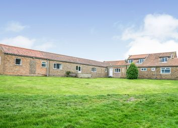 Thumbnail 8 bed detached house for sale in Normanby, Whitby